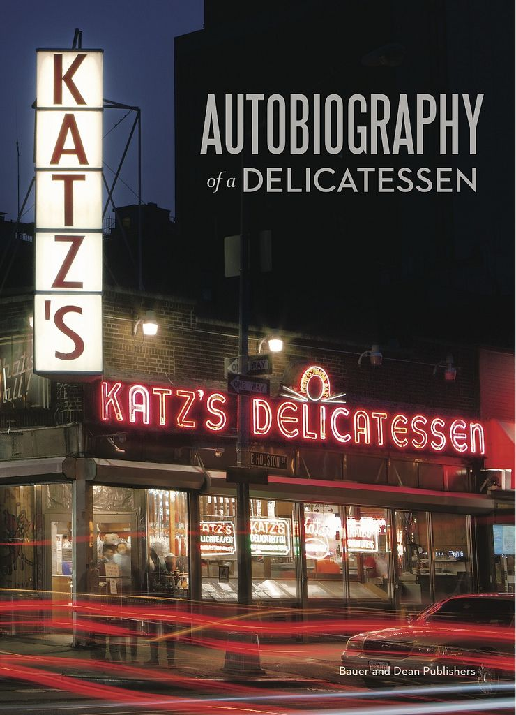 Autobiography of a Delicatessen