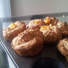 """Blank-Canvas"" Buttermllk Muffins"