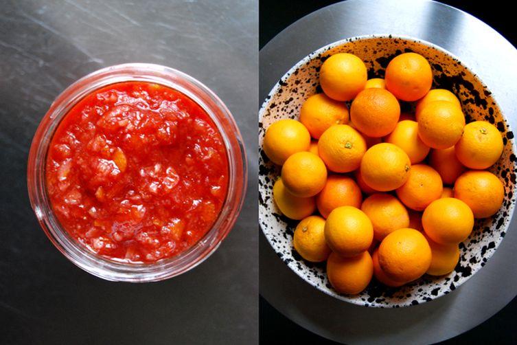Blood Orange Marmalade - Sunset in a jar