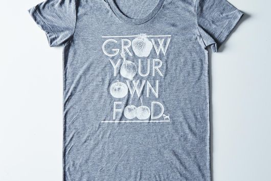 Grow Your Own Food Women's T-Shirt