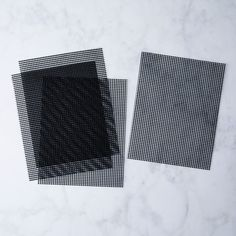 Nonstick Mesh Grilling Sheets (Set of 4)