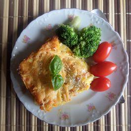 Green Curry Lasagna