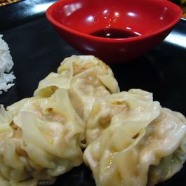 Chicken and Shrimp Shumai