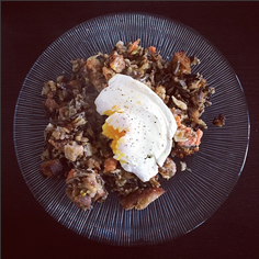 Wild Rice & Goat Cheese Stuffing