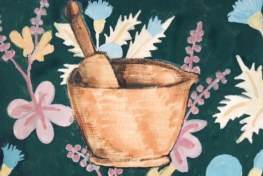 The Rustic Kitchen Tool That Connects Me to My Mother's Cooking