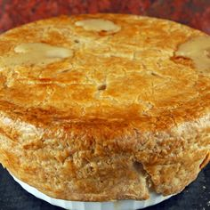 Chicken Pot Pie Provencal