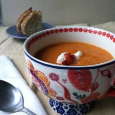 Tomato Carrot Bisque Redo