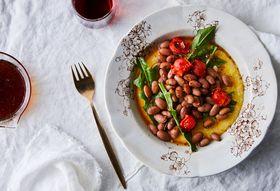 2a23a3d1 71ac 4b07 889a fb9abdfdb1d6  2018 0322 borlotti beans with sweet and sour agrodolce sauce 3x2 luzena adams 10688
