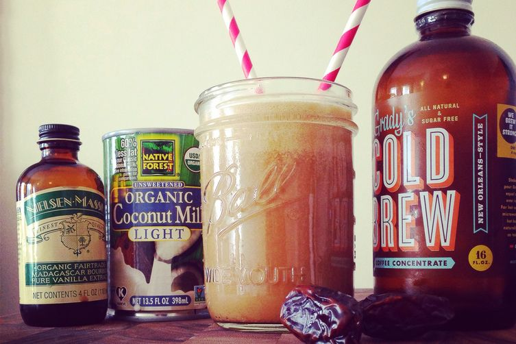 Cold Brew Coconut Latte