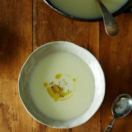 Paul Bertolli's Cauliflower Soup