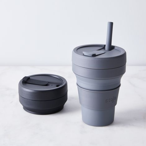 Collapsible To-Go Cup, 24oz.
