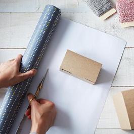 Blip Gift Wrap, 12 Sheets