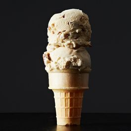 butter pecan ice cream by Outcast