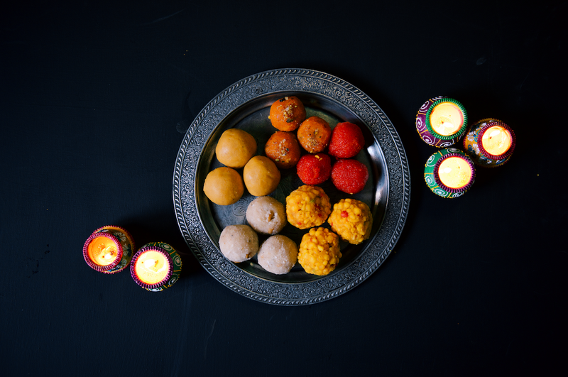 All About Laddus: The Sweet Way to Celebrate Diwali