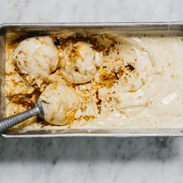 Honeycomb Ice Cream