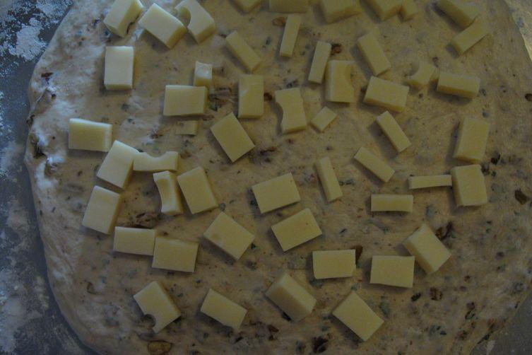 Savory Cheese Boule