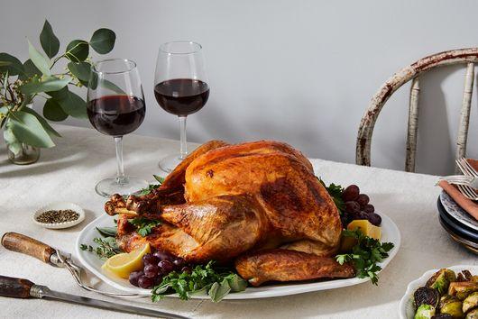 This 2011 Community Recipe Inspired My New Favorite Turkey Brine