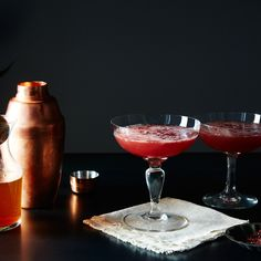 Yotam Ottolenghi and Lukasz Rafacz's Sumac Martini