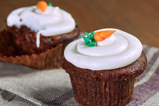 NOE VALLEY BAKERY CARROT CAKE CUPCAKE RECIPE