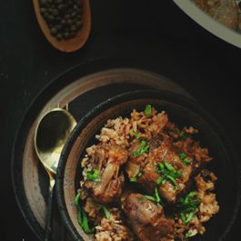 Caribbean Oxtail Stew