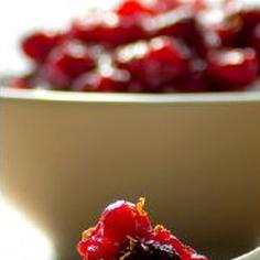 Simple Cranberry Relish