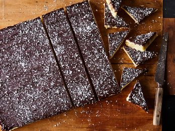 A Dark Chocolate-Topped Indian Mithai That Breaks from Tradition