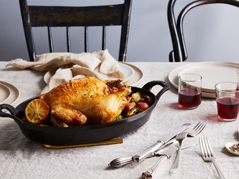 Your Roast Chicken Leftovers Game Plan