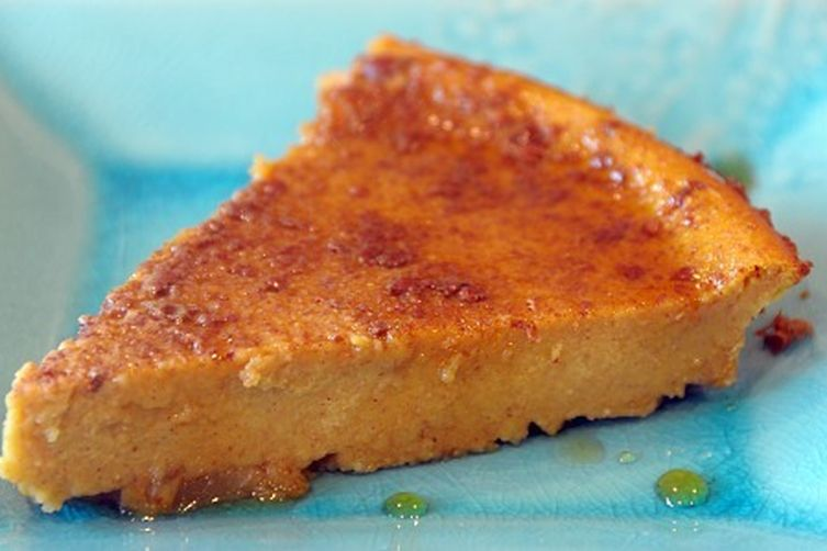 Spiced Maple Butternut Squash Tart