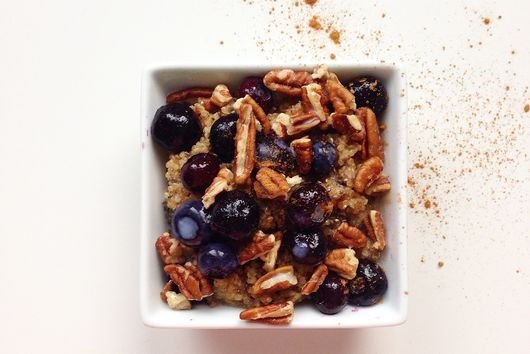Cinnamon French Toast Breakfast Quinoa