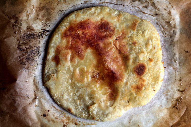 Chewy Layered Roti and Kickass Dip
