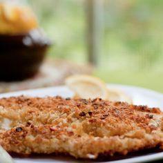 Macadamia Crusted Whitefish