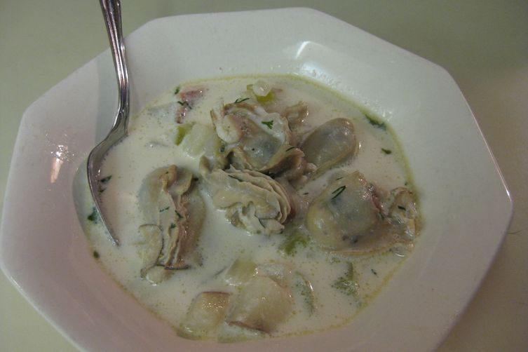 Flo Rae's Favorite Oyster Chowder
