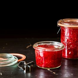 My Mother's Strawberry Jam