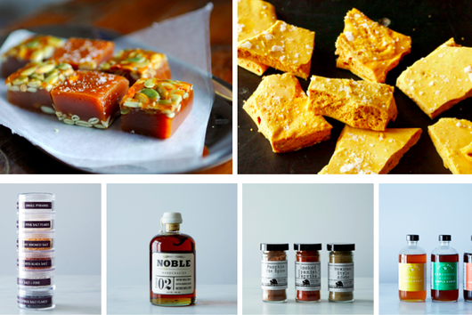 From-Scratch Holiday Gift Idea: 2 Salty Sweet Candies + Ingredients to Make More
