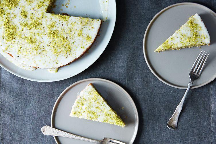 Lemon And Pistachio Cake Nigel Slater