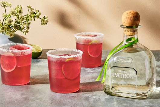Hibiscus Margarita From Shannon Mustipher