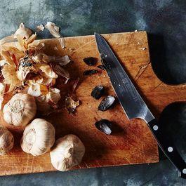 Black Garlic is More Treat Than Trick