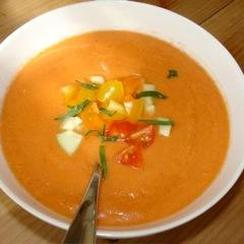it's not too late for gazpacho