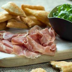 Fried Bread (gnocco fritto) - Emilia-Romagna, Antipasto (Starter)