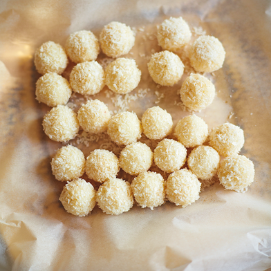 Coconut Milk Fudge (Topra Pak)