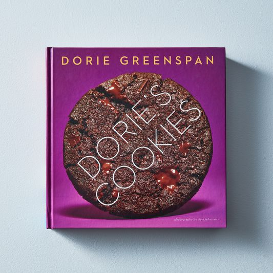 Dorie's Cookies, Signed Copy