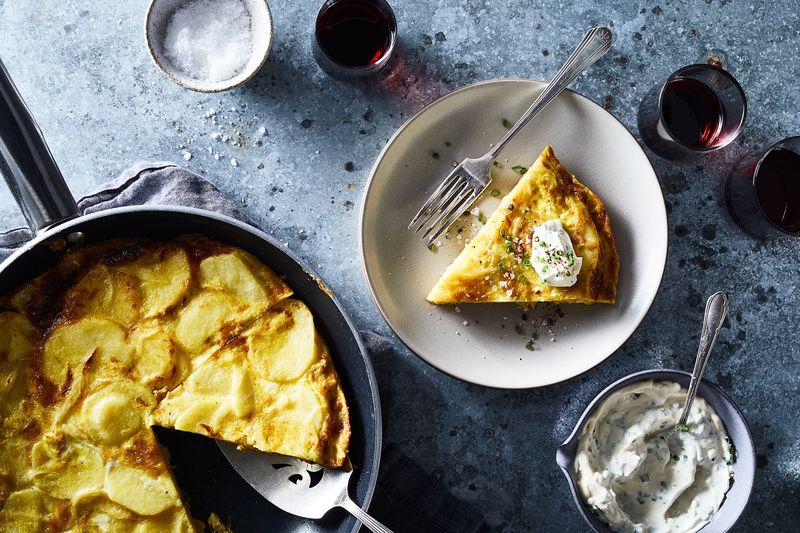 Cheater's Tortilla Española