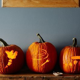 A Pumpkin Pie Pumpkin! + 13 More Stencils for No-Fail Carving