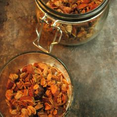 Whole Bean Vanilla Almond Granola