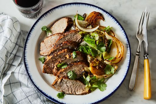 The Spiced Pork Tenderloin That Bridges My Indian & American Identities