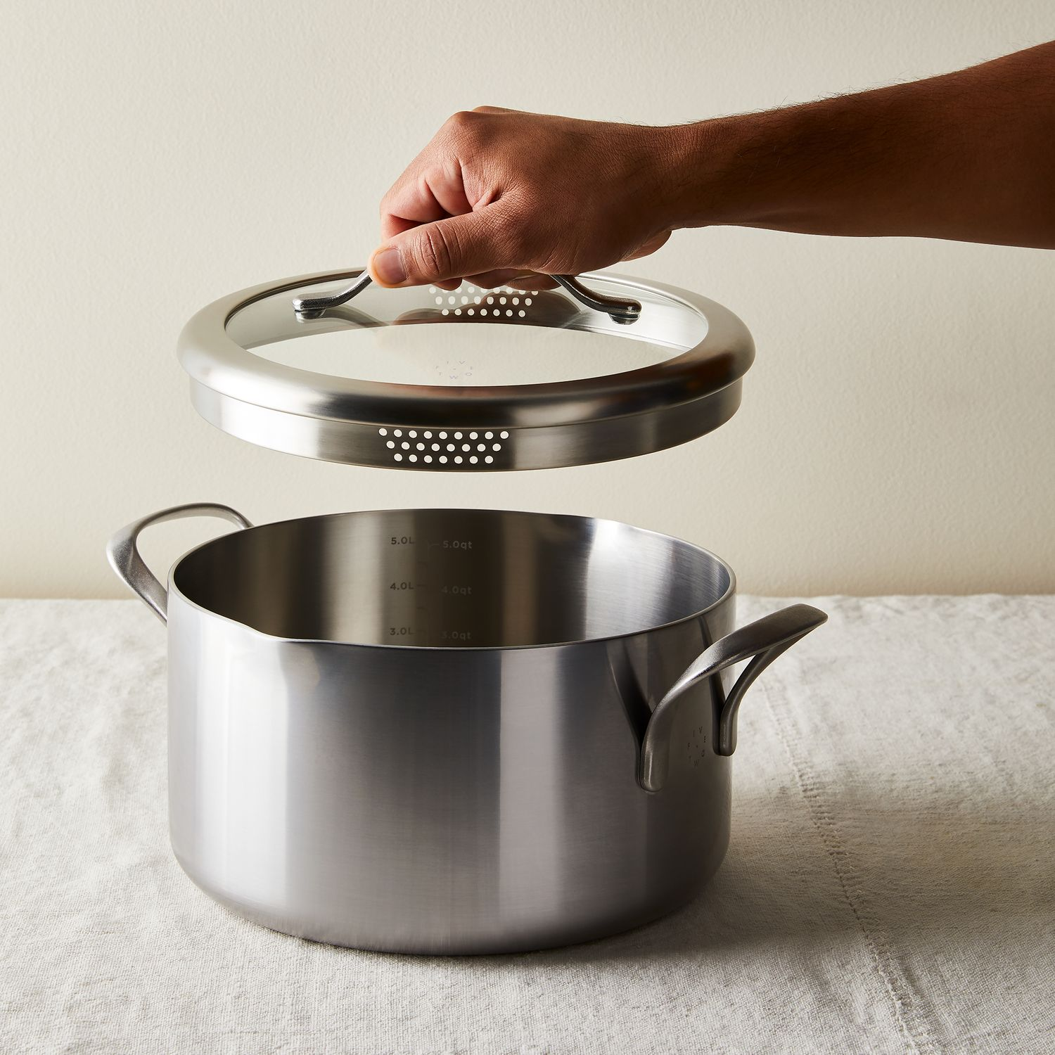 Five Two Essential Cookware Set From Food52 Nonstick