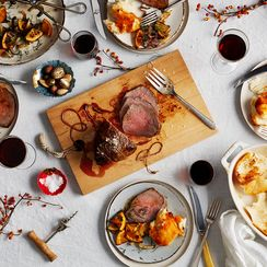 An Under-$60 Holiday Dinner for 6