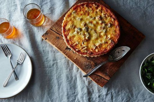 These 16 Savory Tart Recipes Are Buttery, Flaky, Delicious