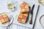 Battenberg Cake Looks Complicated, But Isn't