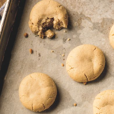 Tehina Shortbread Cookies